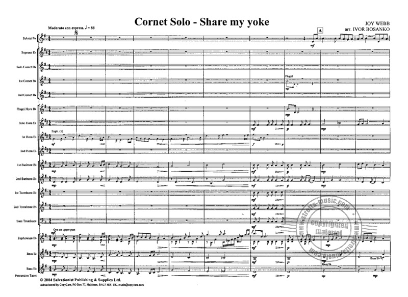 Joy Webb: Share My Yoke (1)