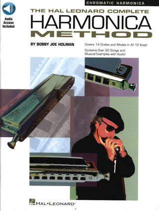 Bobby Joe Holman: The Complete Harmonica Method