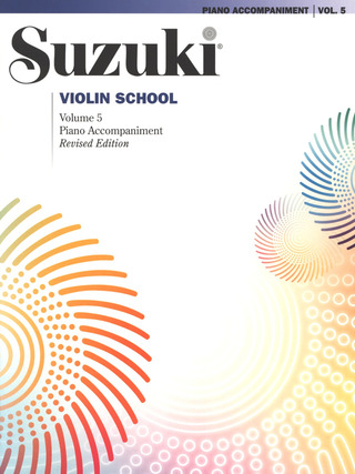 Shin'ichi Suzuki: Violin School 5 - Revised Edition