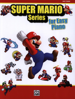 Super Mario Series - Easy Piano