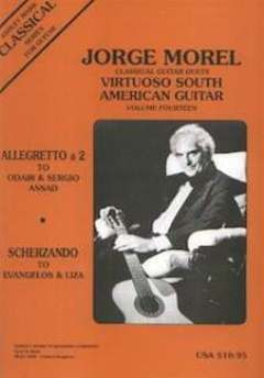 Morel Jorge: Virtuoso South American Guitar 14