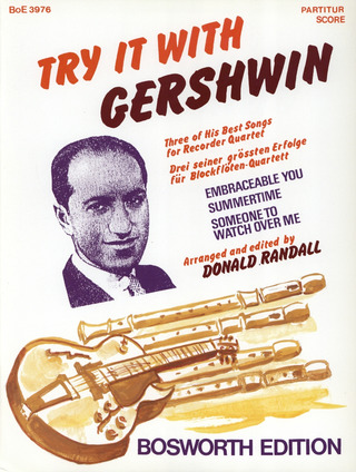 George Gershwin: Try It With Gershwin