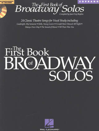 The First Book of Broadway Solos (Soprano)