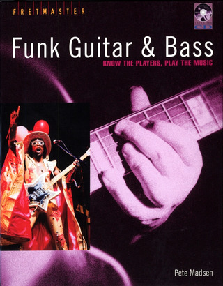 Madsen, Pete: Funk Guitar and Bass