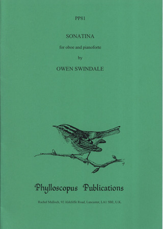 Owen Swindale: Sonatina