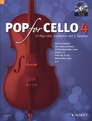 Pop for Cello 4