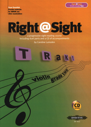 Caroline Lumsden: Right@Sight: Violin 2