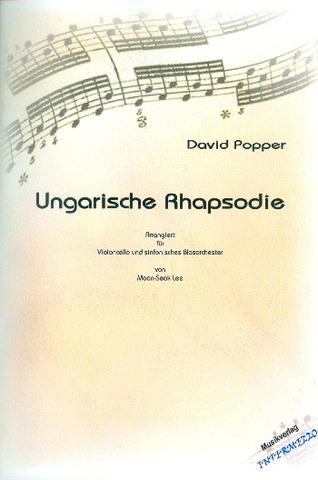David Popper: Ungarische Rhapsodie