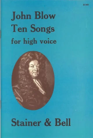 John Blow: Ten Songs – High Voice