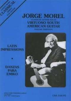 Morel Jorge: Virtuoso South American Guitar 13