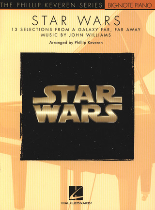 John Williams: Star Wars for Big-Note Piano