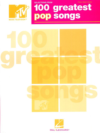 MTV Selections from 100 Greatest Pop Songs