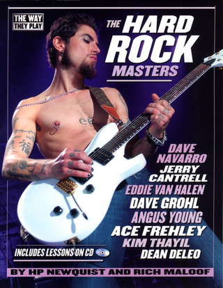 H. P. Newquist, Rich Maloof: The Hard Rock Masters