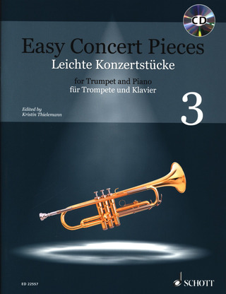 Easy Concert Pieces 3