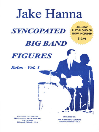 Jake Hanna: Syncopated Big Band Figures 1