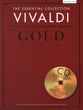 Antonio Vivaldi: The Essential Collection: Vivaldi Gold (CD Edition)