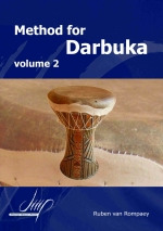 Rompaey Ruben Van: Method For Darbuka 2