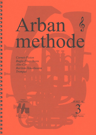 Jean-Baptiste Arban: Arban Methode Vol.3