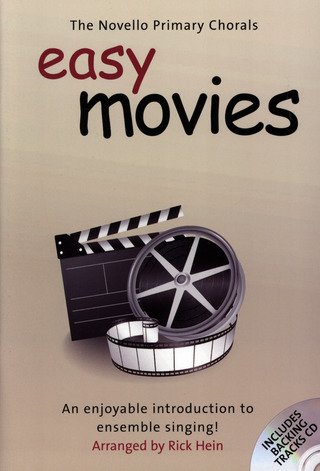 The Novello Primary Chorals – Easy Movies