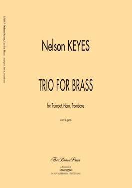 Nelson Keyes: Trio for Brass