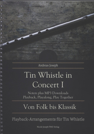 Tin Whistle in Concert 1