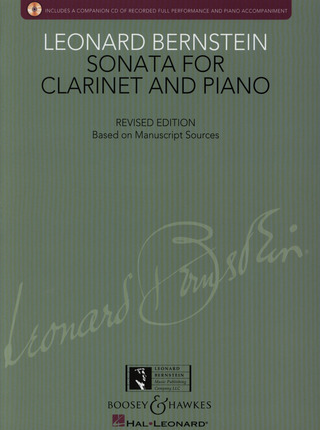 Leonard Bernstein: Sonata for Clarinet and Piano (1941-42)