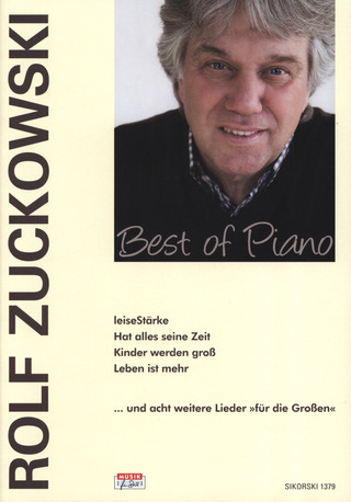 Rolf Zuckowski: Best of Piano