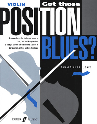 Edward Huws Jones: Got Those Position Blues
