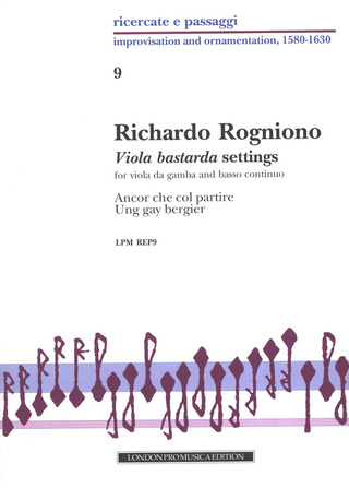 Rogniono Richardo: Viola Bastarda Settings