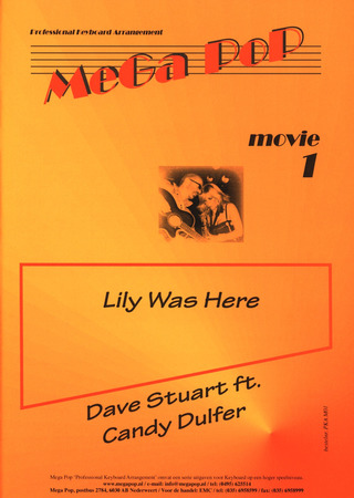 Dave Stewart: Lily Was Here
