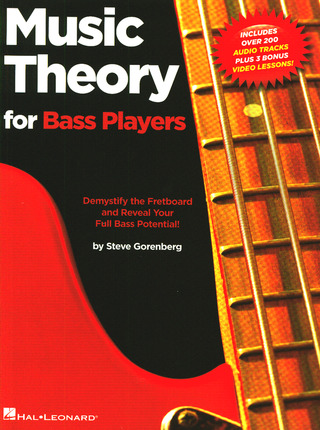 Steve Gorenberg: Music Theory for Bass Players