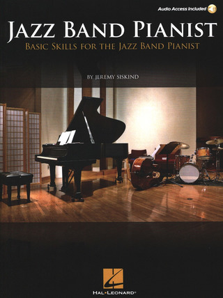 Jeremy Siskind: Jazz Band Pianist