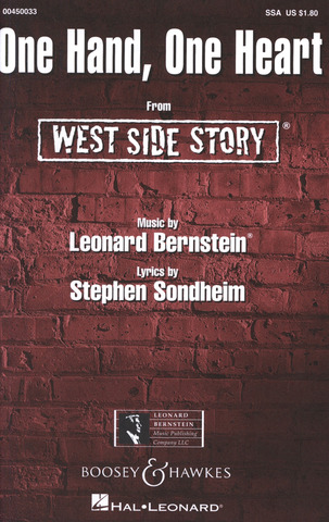 Leonard Bernstein: One Hand, One Heart - West Side Story