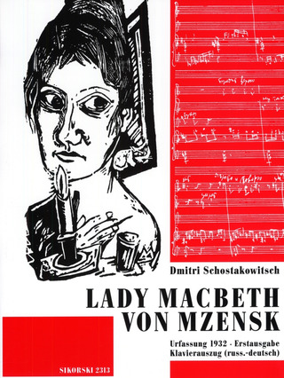 Dmitri Schostakowitsch: Lady Macbeth von Mzensk