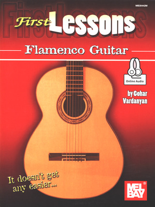 Gohar Vardanyan: First Lessons Flamenco Guitar