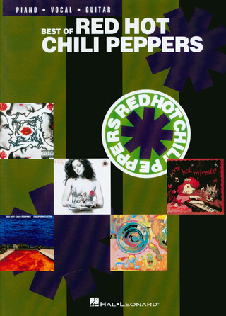 Red Hot Chili Peppers: Red Hot Chili Peppers Best Of Pvg
