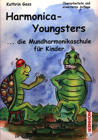 Kathrin Gass: Harmonica-Youngsters