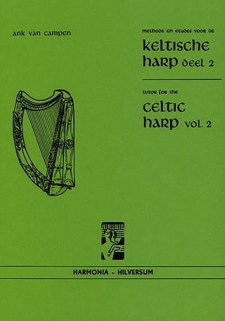Ank van Campen: Tutor for the Celtic Harp 2