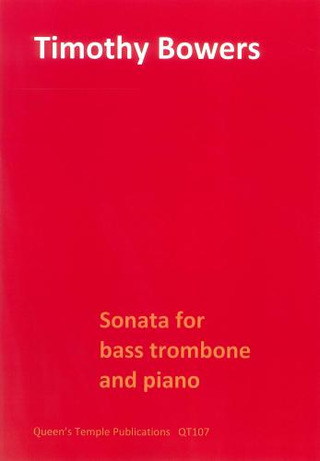 Bowers Timothy: Sonata