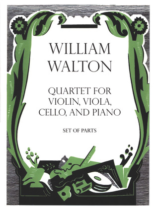 William Walton: Quartet