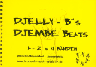 Djelly-B´s Djembe Beats
