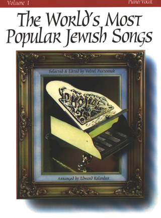 The World's most popular Jewish Songs 1