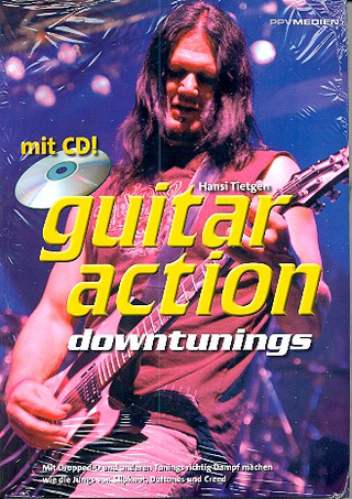 Hansi Tietgen: guitar action – downtunings
