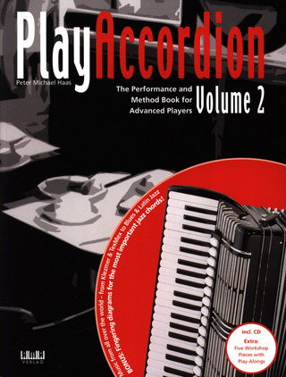 Peter Michael Haas: Play Accordion 2