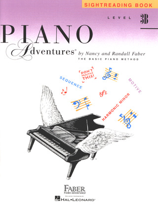 Randall Faber et al.: Level 3B: Sightreading Book - Piano Adventures®