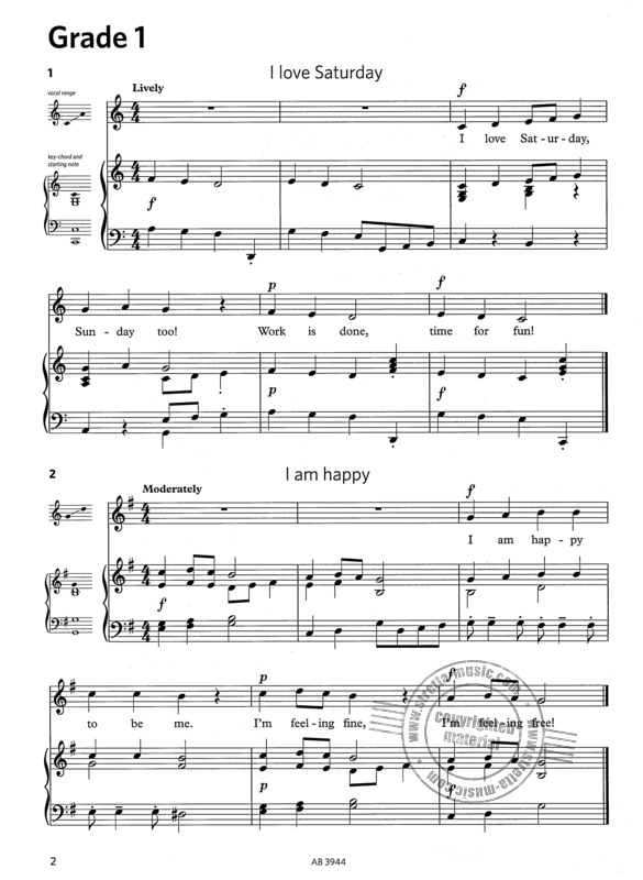 Singing for Musical Theatre – Sight-Singing (1)