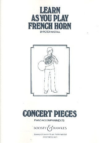 Peter Wastall: Learn As You Play French Horn