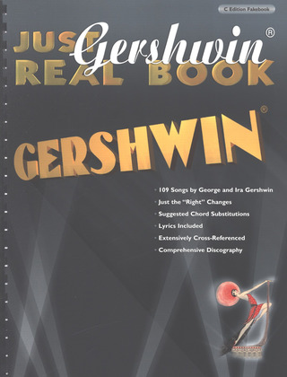 George Gershwin et al.: Just Gershwin Real Book – C