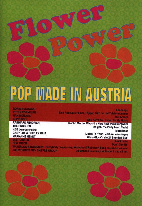 Flower Power Pop Made In Austria (0)