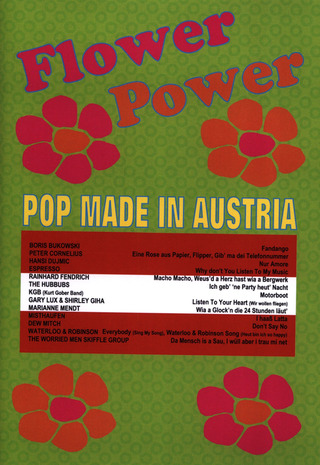 Flower Power Pop Made In Austria